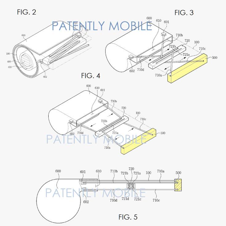 Заявка на патент была подана в мае прошлого года