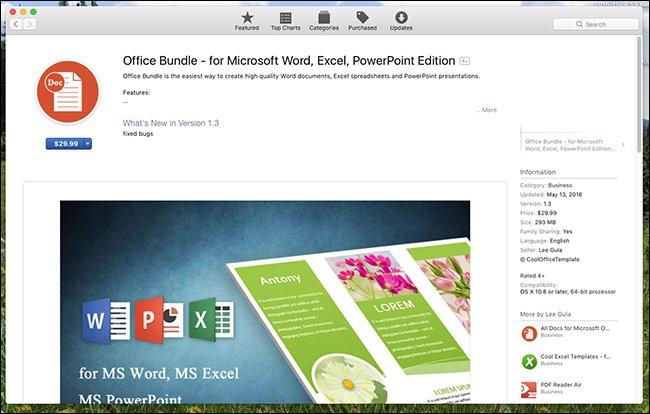 Не попадитесь: в Mac App Store полно мошенников - 3