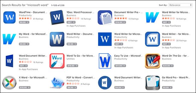 Не попадитесь: в Mac App Store полно мошенников - 6