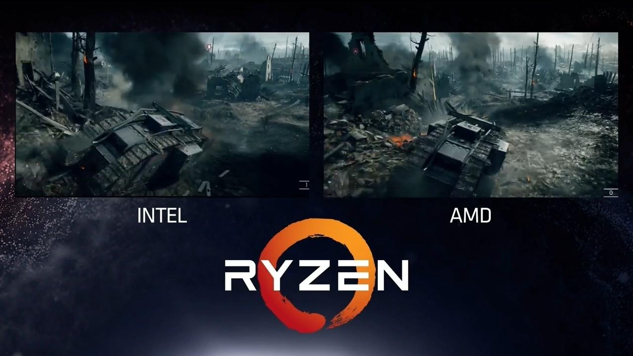 Новая эра процессоров от AMD: Обзор презентации процессора Ryzen (Zen). Умный процессор? - 11