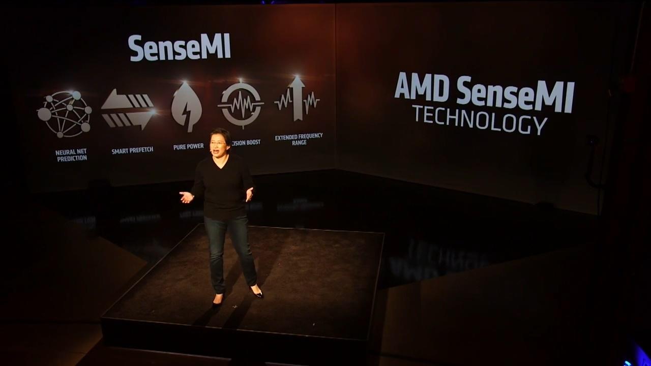 Новая эра процессоров от AMD: Обзор презентации процессора Ryzen (Zen). Умный процессор? - 5