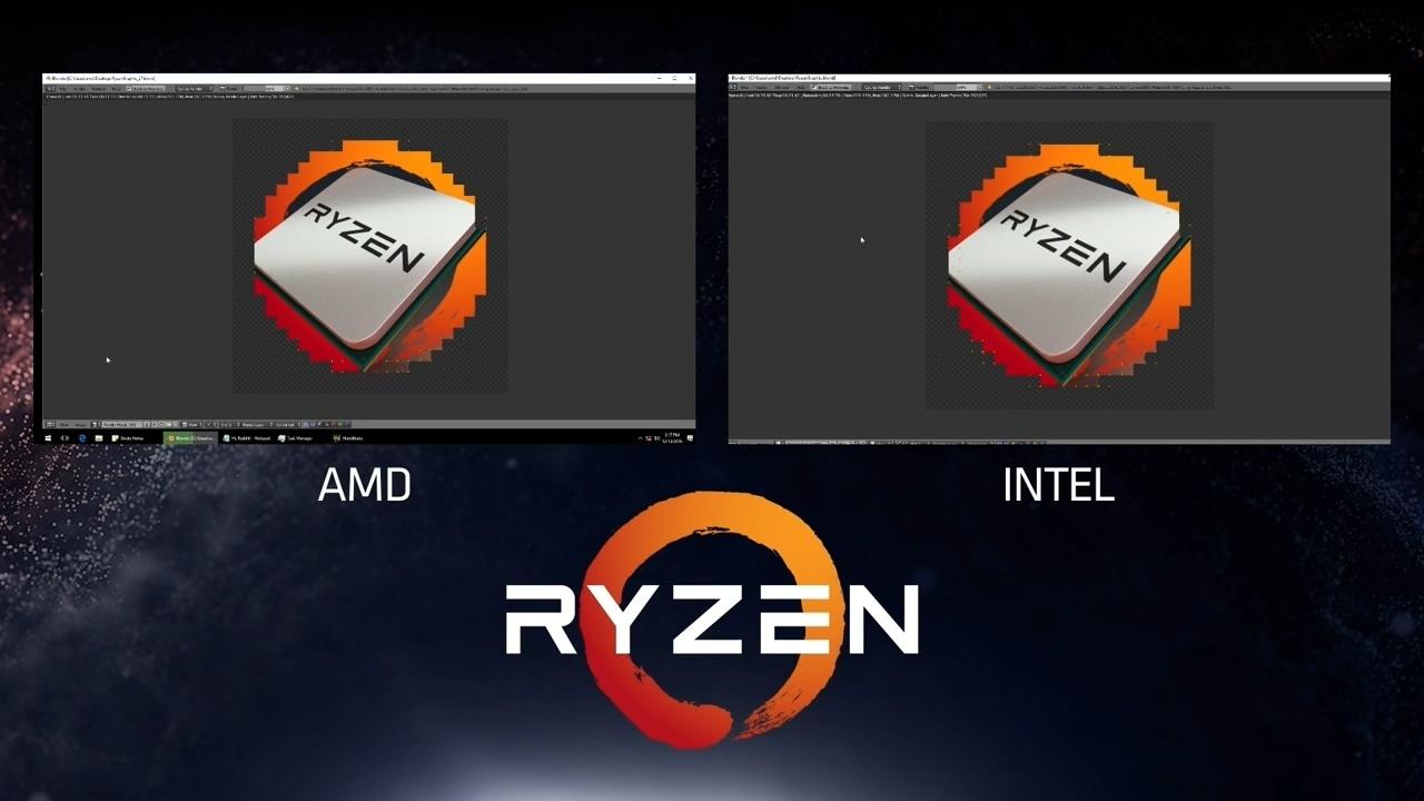 Новая эра процессоров от AMD: Обзор презентации процессора Ryzen (Zen). Умный процессор? - 6