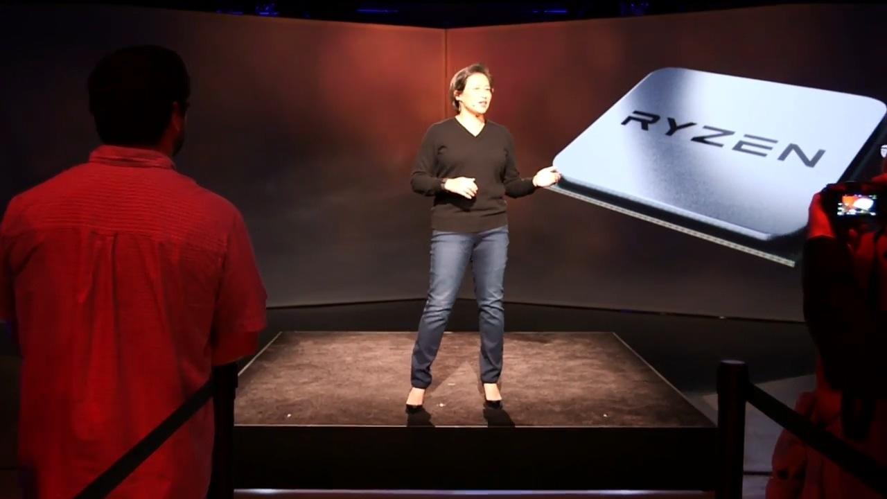 Новая эра процессоров от AMD: Обзор презентации процессора Ryzen (Zen). Умный процессор? - 1