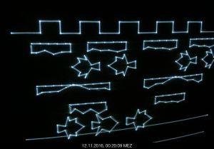 Разработка игры Frogger для компьютера Vectrex - 4
