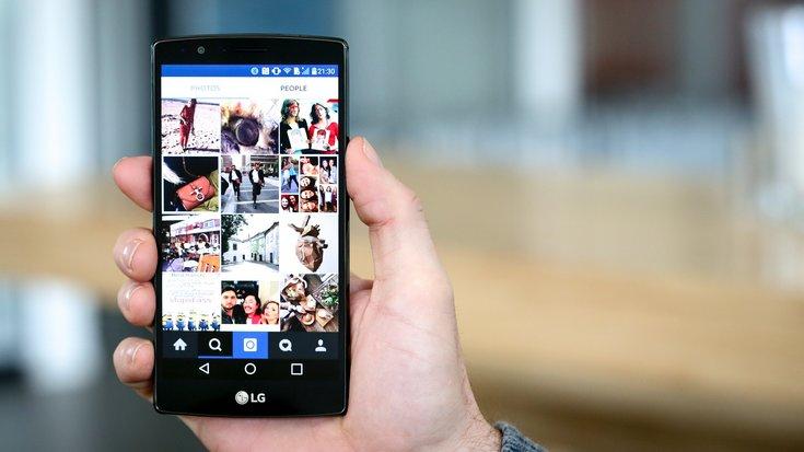 Социальной сетью Instagram пользуется около 600 млн человек