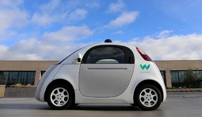 Технологиями для беспилотных автомобилей в составе Alphabet/Google теперь занимается Waymo