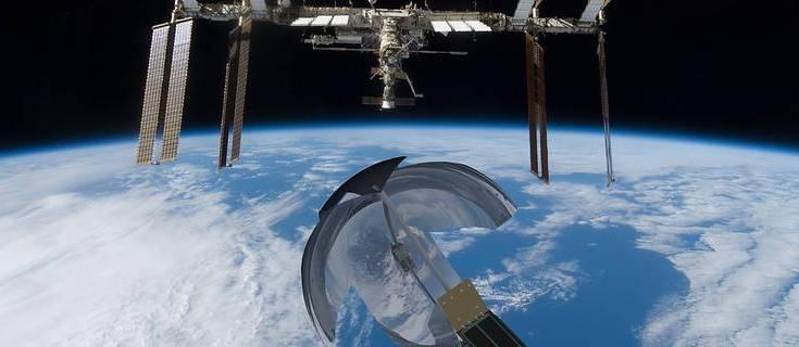 NASA создала умный космический парашют Exo-Brake