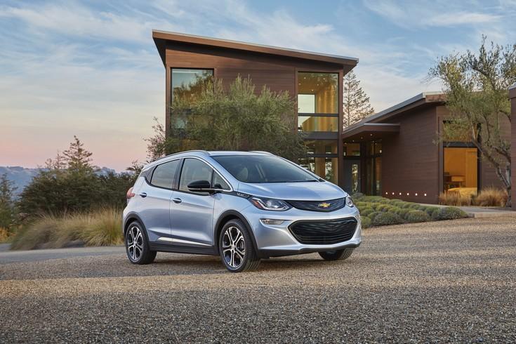 General Motors уже владеет более 40 беспилотными автомобилями