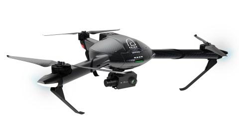 Трикоптер Yi Erida с камерой разрешением 4К развивает скорость 75 км/ч