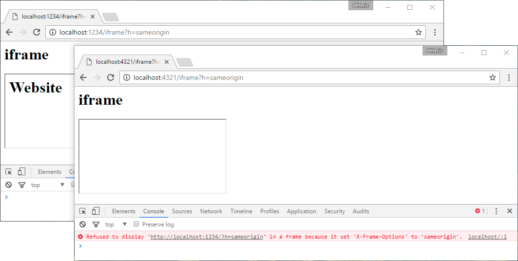 Экзотичные заголовки HTTP - 11