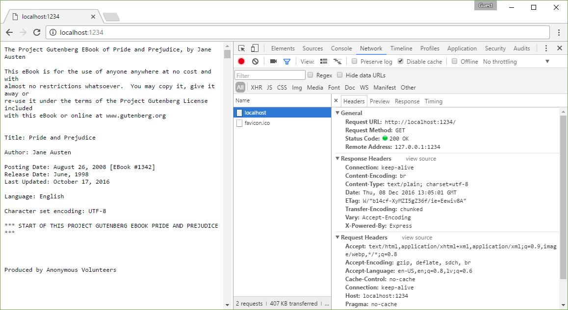 Экзотичные заголовки HTTP - 22