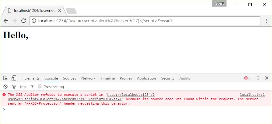 Экзотичные заголовки HTTP - 5
