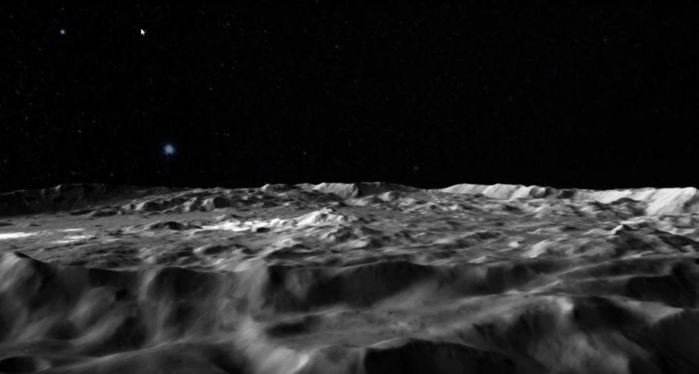 НАСА: на Церере тоже есть вода - 1