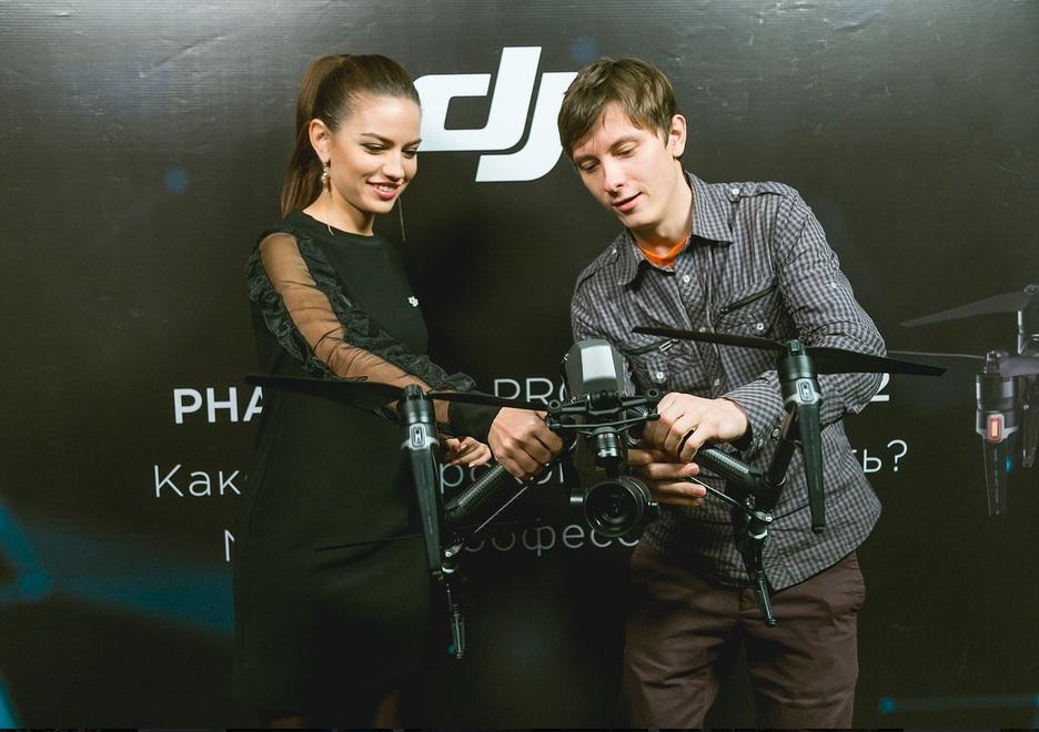 Новинки DJI в Москве: Inspire 2 и Phantom 4 Pro - 13