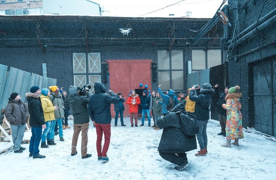 Новинки DJI в Москве: Inspire 2 и Phantom 4 Pro - 23
