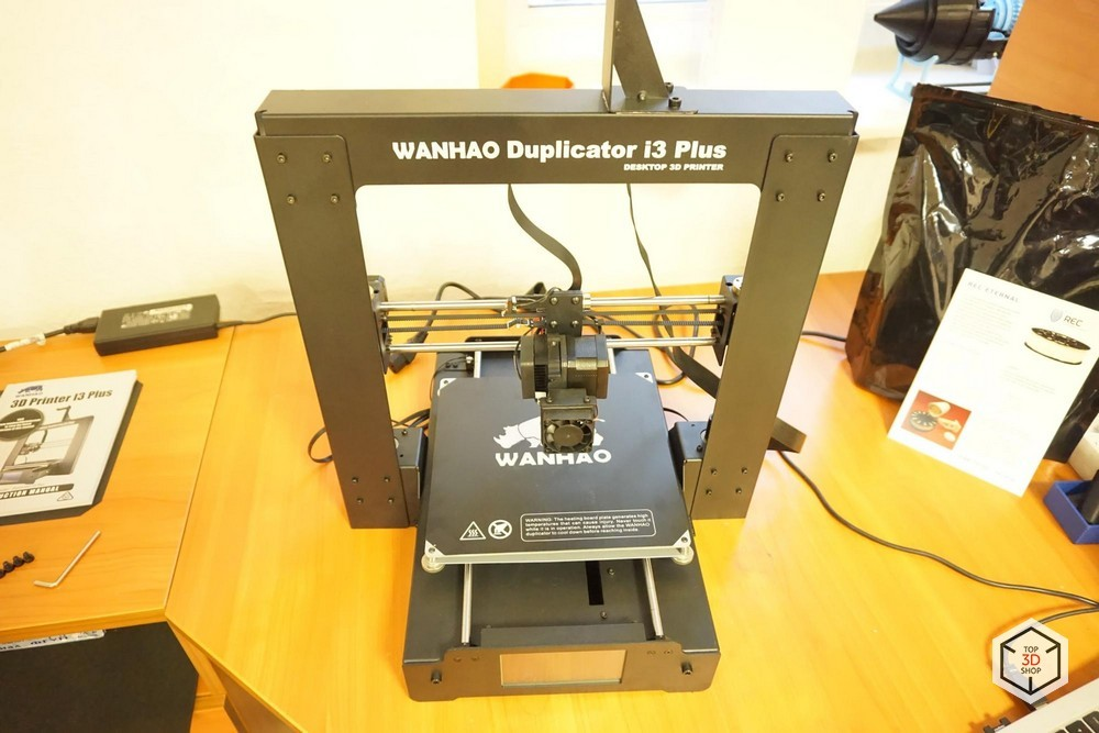Обзор 3D-принтера Wanhao Duplicator i3 Plus - 10