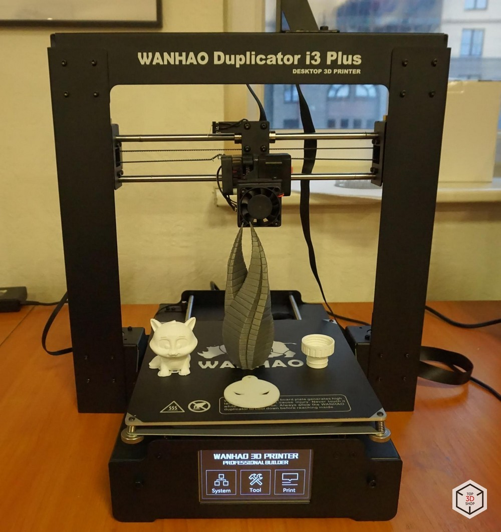 Обзор 3D-принтера Wanhao Duplicator i3 Plus - 26