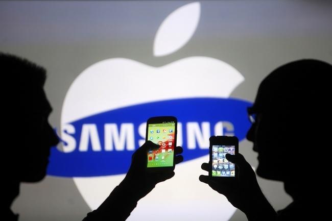 В третьем квартале 2016 Apple и Samsung заняли 9,3 и 5,1% китайского рынка смартфонов