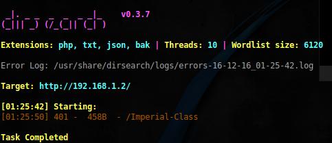 VulnHub Решение простого 64Base: Boot2Root - 4