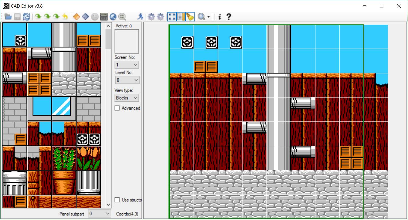 Создание инструментов для исследования NES-игр - 5