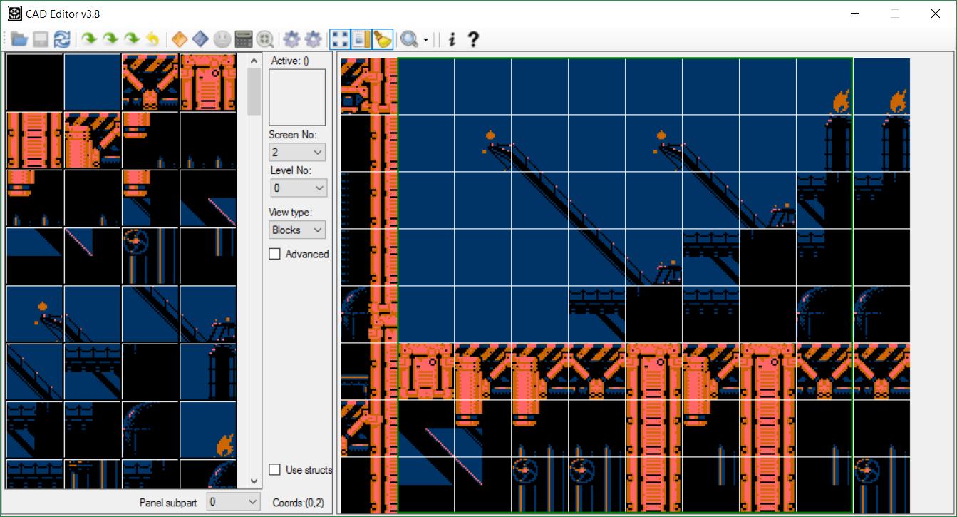 Создание инструментов для исследования NES-игр - 6