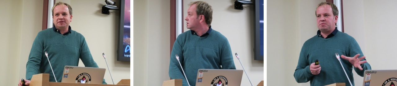 Разговор про Java 9 с Иваном Крыловым на jug.msk.ru - 3