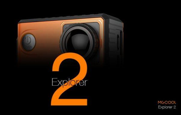 Опубликовано изображение экшн-камеры MGCool Explorer 2