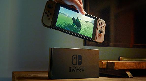 SoC в приставке Nintendo Switch будет работать на низких частотах