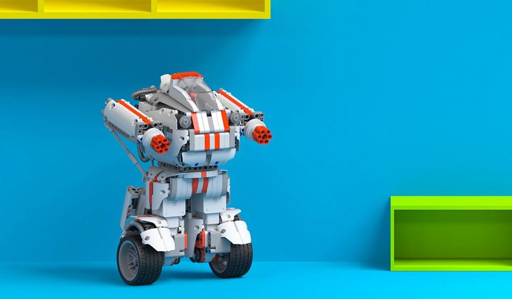 Робот Xiaomi MITU: не убийца, а сам по себе - 1