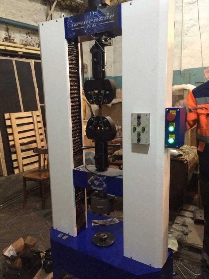 Универсальные испытательные машины (разрывные машины) - 6
