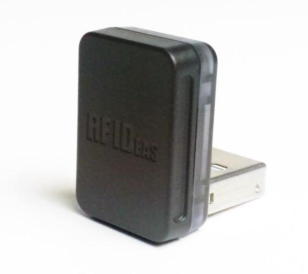 Считыватель поддерживает карты стандартов NFC 1 (Topaz), iCLASS Seos, ISO 14443B, FeliCa (NFC 3), CEPAS и Oyster