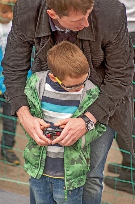 Byrobot Petrone: лучшие (imho) дроны для обучения детишек. И для драк - 10
