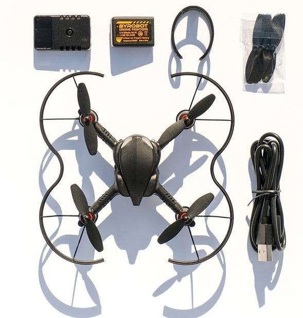 Byrobot Petrone: лучшие (imho) дроны для обучения детишек. И для драк - 4