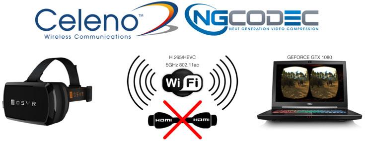 Для подключения используется интерфейс Wi-Fi в полосе 5 ГГц