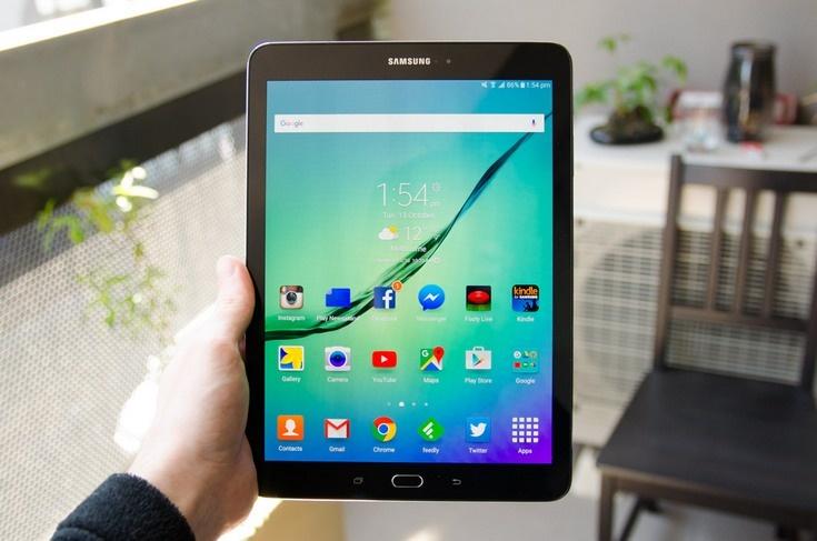Планшеты Samsung Galaxy Tab S2 получат обновление до Android Nougat