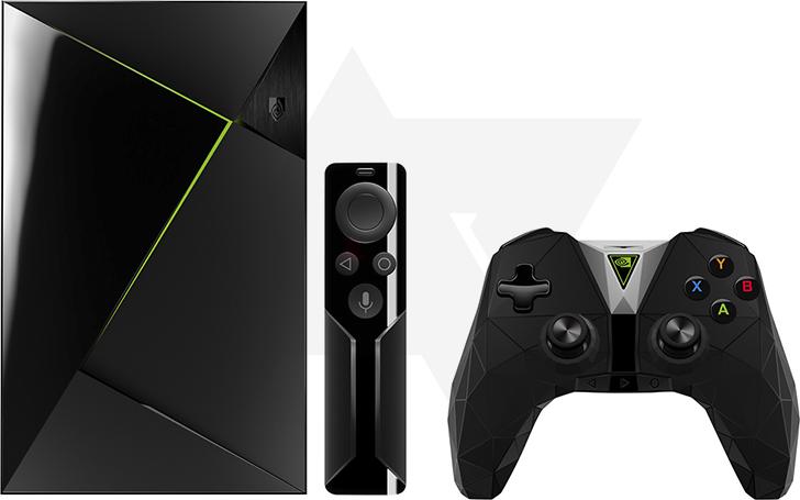 Новая приставка Nvidia Shield Android TV внешне является копией старой