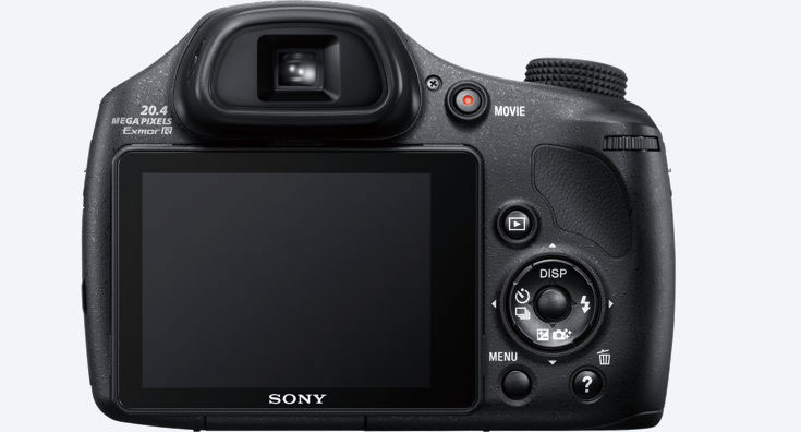 Цена Sony DSC-HX350 — 450 евро