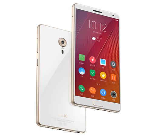 Смартфон Zuk Edge при цене $330 оснащен SoC Snapdrgagon 821 и ультразвуковым дактилоскопическим датчиком