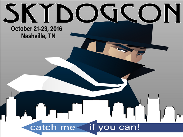 VulnHub Разбор заданий с CTF SkyDog: 2016 — Catch Me If You Can - 1