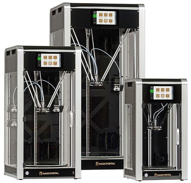 Фараон 3D-принтеров — Mass Portal Pharao - 2