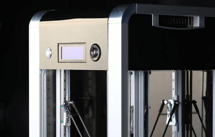 Фараон 3D-принтеров — Mass Portal Pharao - 3