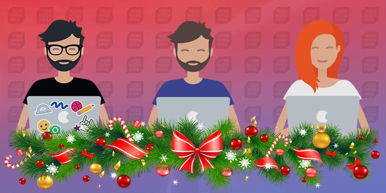 Итоги GeekWeek 2016 и возвращение ужасного БАГа: зима вместе с GeekBrains - 1