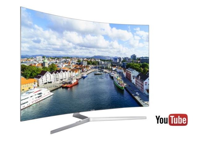 Samsung добавит возможность воспроизведения контента HDR в YouTube в свои новые телевизоры