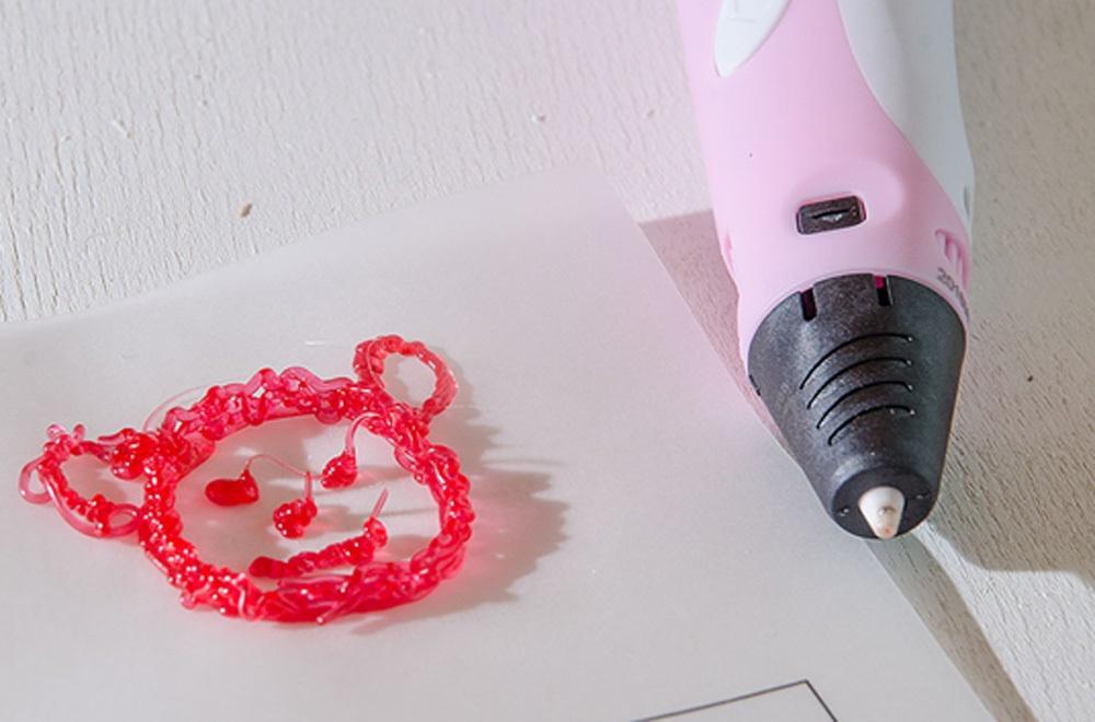 3D-РУЧКА 3Dali Plus и наборы пластиков для нее: «Палитра» PLA и «Палитра» Watson - 14