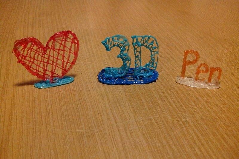 3D-РУЧКА 3Dali Plus и наборы пластиков для нее: «Палитра» PLA и «Палитра» Watson - 31