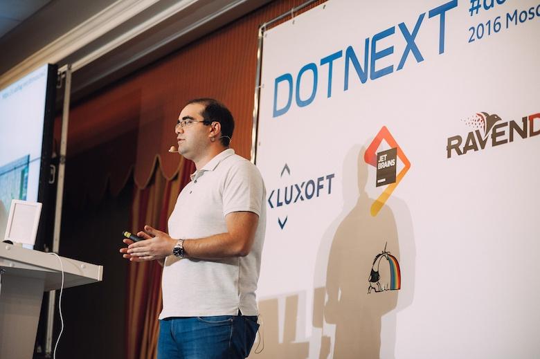DotNext 2016 Moscow: Спокойствие после бури - 8