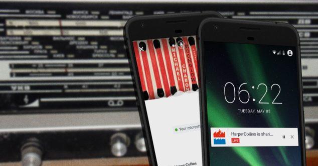 Facebook и бразильское BBC протестируют живое радио в соцсети