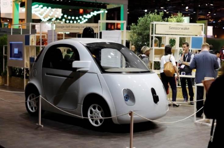 Honda ведет и собственные разработки в области самоуправляемых автомобилей