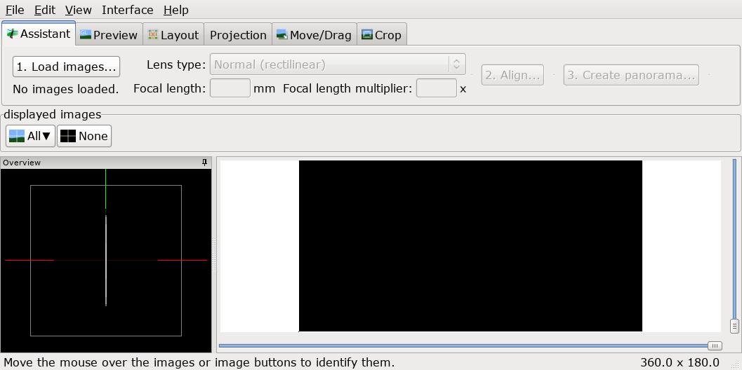 Hugin — отличная бесплатная программа для создания панорам - 4