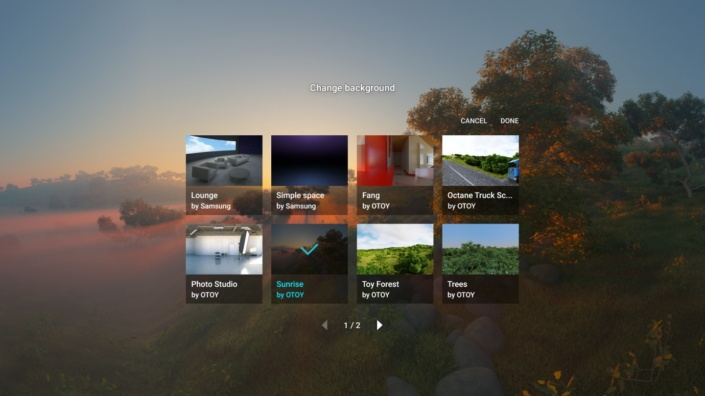 Приложение Samsung Internet for Gear VR получило поддержку WebVR v1.0